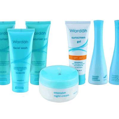 Rangkaian Wardah Acne Series Dan Harga jadikan kulit wajah dengan produk wardah kosmetik berita