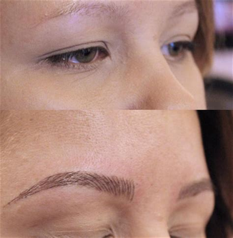 tattoo makeup eugene oregon everything you need to know about microblading a new