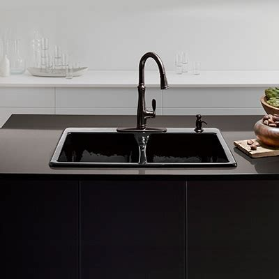 Commercial Kitchen Sink Faucets by Kitchen Sinks At The Home Depot
