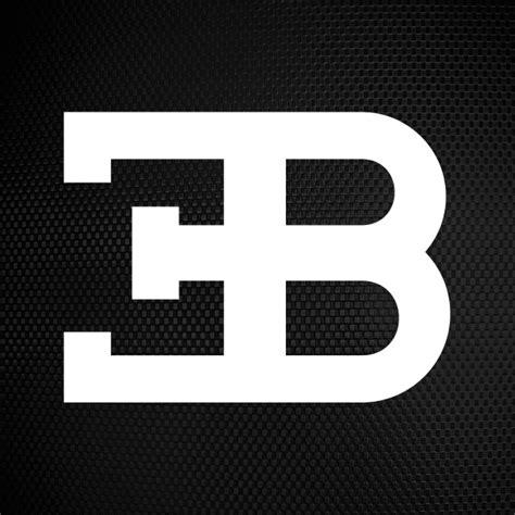 bugati logo simple color vinyl automobiles ettore bugatti logo