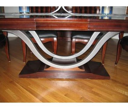 Dining Room Table For Sale Cincinnati Bernhardt Collection Dining Room Set Is A Black