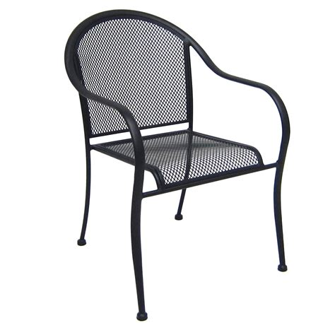 Patio Chairs Wrought Iron Wrought Iron Commercial Bistro Chair