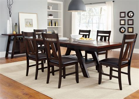 pedestal dining room table sets lawson pedestal table dining room set from liberty 116