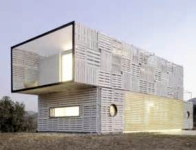 maisons en palettes esprit cabane idees creatives et