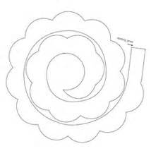 Rose Templates Free Paper Roses Roses And Templates On Pinterest