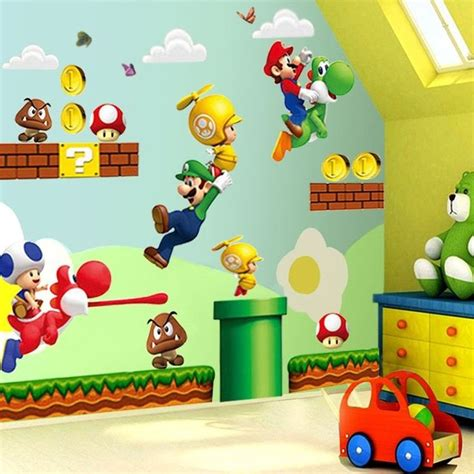Mario Bros 44 best 25 removable wall ideas on removable