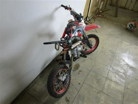 coolster speed max qg  dirt bike cc sold  parts