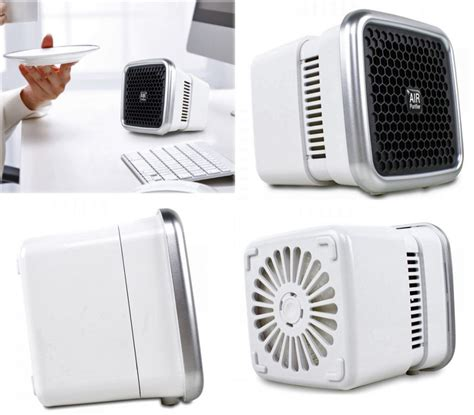 air purifier and fan in one breathe clean cool air in your personal space the gadgeteer