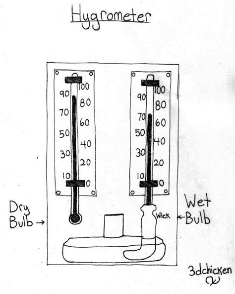 diagram of a hygrometer hatching eggs 101 backyard chickens