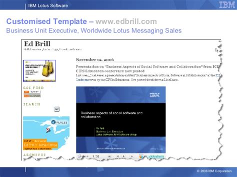 lotus notes database templates lotus notes template