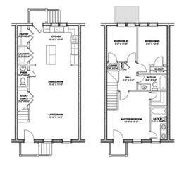 Row Home Plans Rowhouse Plans Find House Plans