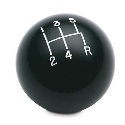 Engraved Shift Knobs by 5 Speed Engraved Shift Knob Black 3 8 Quot 16 For Hurst