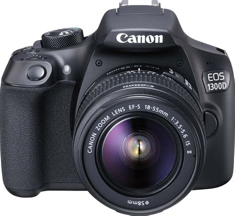 Kamera Canon Dslr Eos 1300d canon eos 1300d dslr with single lens ef s 18