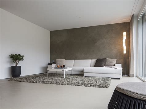 pareti arredamento moderno colore pareti soggiorno 10 idee di tendenza per un look