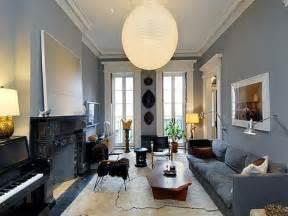 pintar el salon gris o color decorar tu casa es facilisimo com