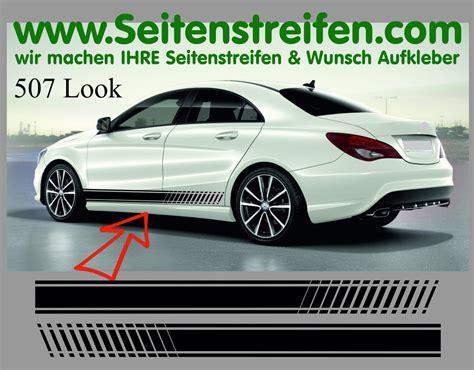Muster Schreiben An Gläubiger Mercedes Evo Seitenstreifen Dekor Aufkleber Set Nr 7089