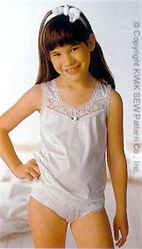 boys dressed girls in panties kwik sew 2411