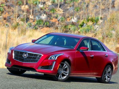 cadillac cts vsport road test review autobytelcom