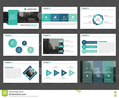 element layout template is not supported green presentation template annual report brochure flyer