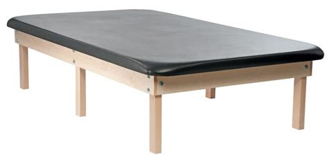 Mat Table by Edge Sport Wood Mat Table 6 Leg The Athletic Edge By