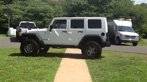 How To Lift A Jeep 2008 Jeep Rubicon Aev Lift