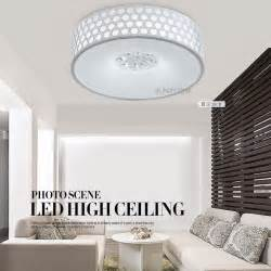 modern acrylic 38cm 51cm led ceiling lights living room