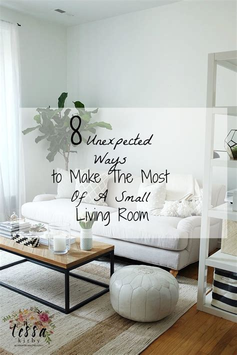 make the most of small living room 8 ways to make the most of a small living room tessa kirby