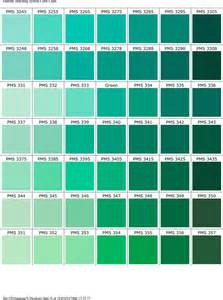 color shades pms color chart tuoder