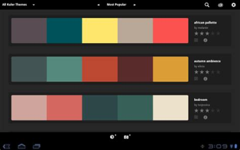 adobe color palette my top tools for color palette generators my viewpoints