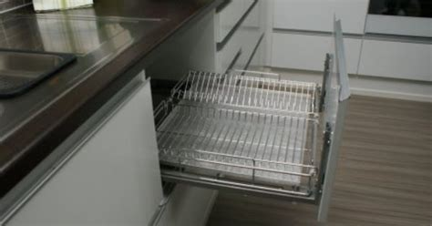 Dish drying drawer   drawer instead of laying dishes on