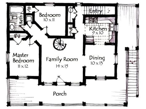 small carriage house floor plans carriage house plan small homes pinterest