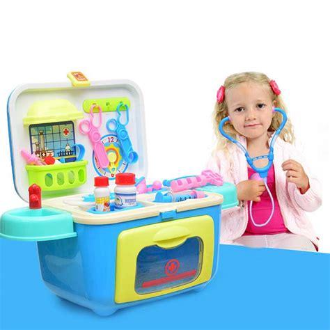 Play Baby Healt pretend play doctor set kit educational baby ebay