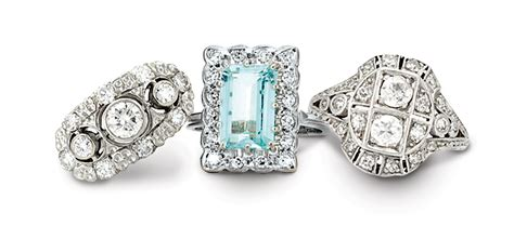 Estate Jewelry by Cline Jewelers To Host Estate And Antique Jewelry Show