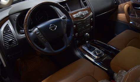 nissan patrol platinum interior milcar automotive consultancy 187 nissan patrol se