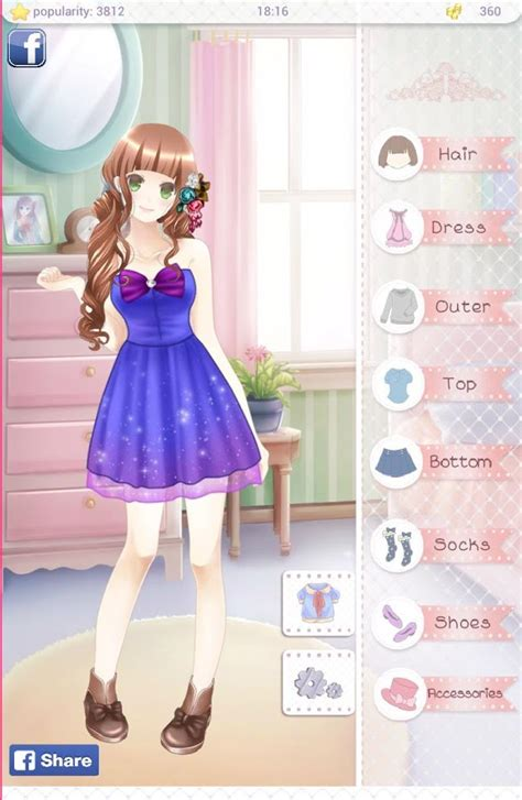 anime boy dress up gabby s diary anime dress up android apps on play
