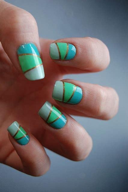 cool multi color nail designs entertainmentmesh