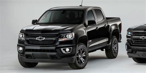 chevy vehicles 2016 2016 chevrolet colorado midnight edition vehicles on