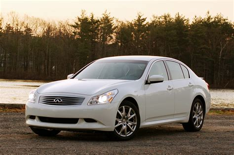 infiniti g37x s technical details history photos on