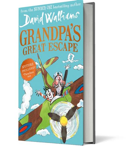 0008183422 grandpa s great escape grandpa s great escape the world of david walliamsthe
