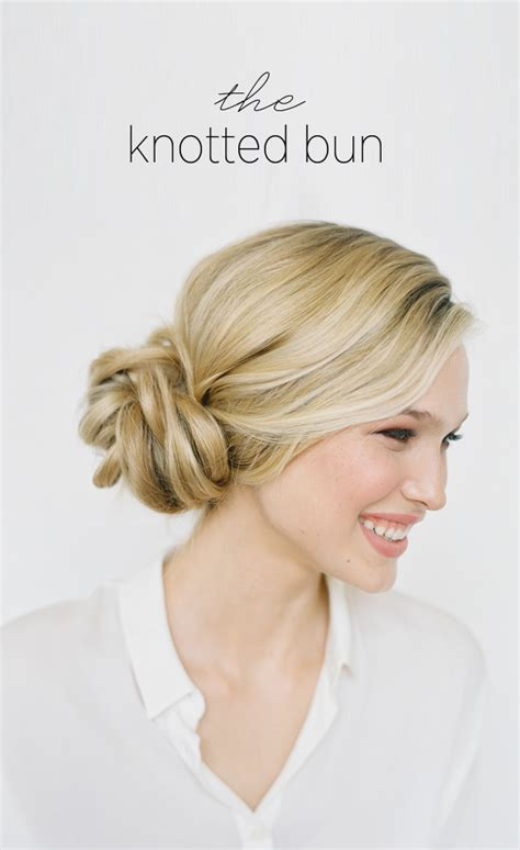 hairstyles for long knotty hair 15 easy diy hair updo s artzycreations com