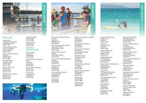 fishing boat hire ulladulla water activities in the shoalhaven by visit shoalhaven issuu