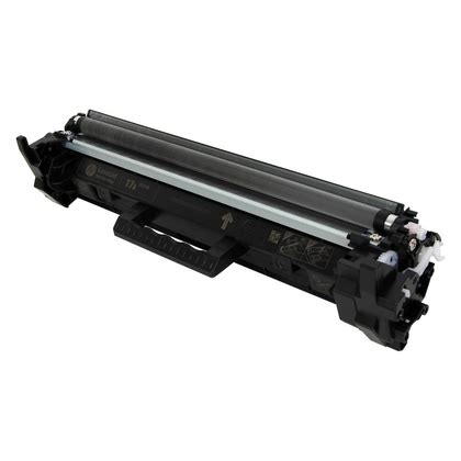 Toner Cf217a hp cf217a hp 17a black toner cartridge genuine g3876