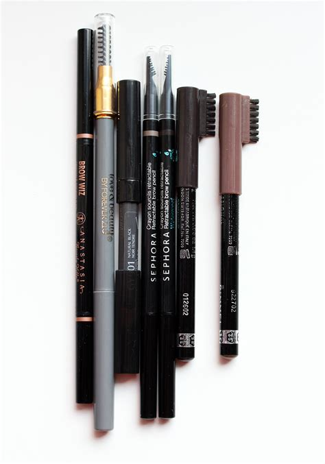 brow pencil black hair be linspired eyebrow pencils for black hair photos
