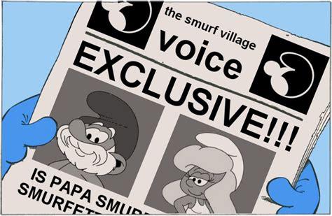 smurf village voice empath stories smurfs fanon wiki