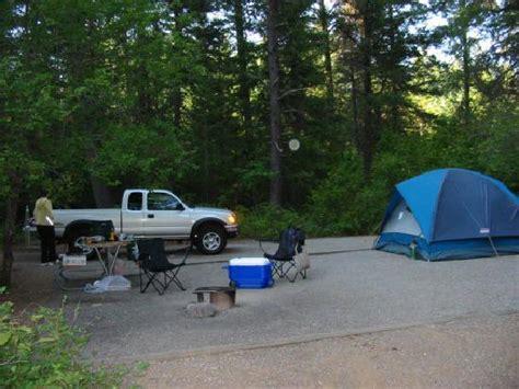 site picture of farragut state park athol
