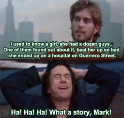 The Room Meme - oh hi mark tommy wiseau s the room as primer on how