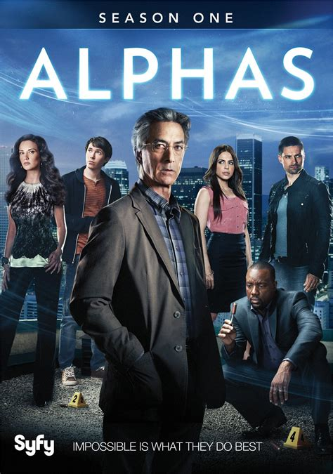Cover Tv By Request 1 alphas dvd release date