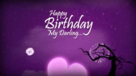 happy birthday   darling   husband wife ecards