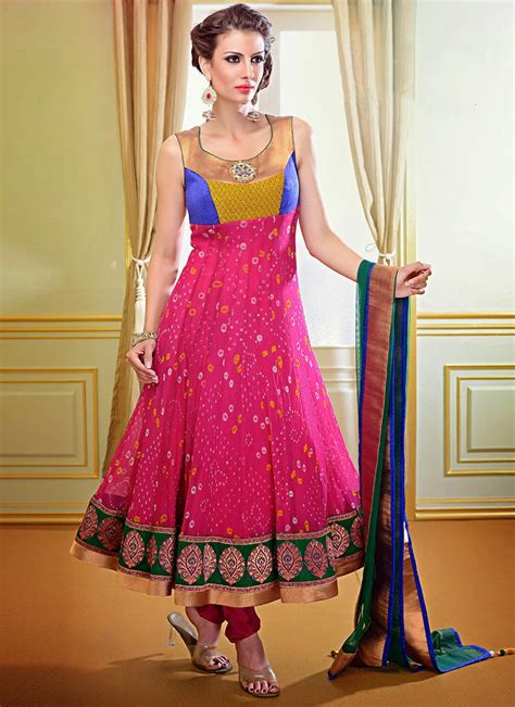 dress design in net gorgeous fancy wedding anarkali dresses 2013 anarkali