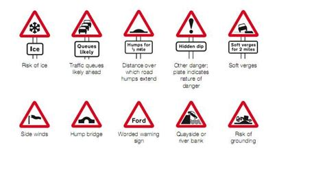 printable road code test 40 best images about uk driving theory revision on